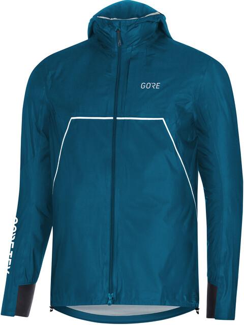 GORE WEAR R7 Gore-Tex Shakedry Trail Løbejakke Herrer blå